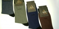 Mens socks, different colours